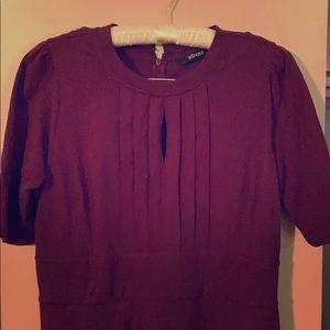 Eshakti dress maroon